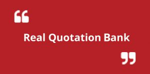 Real Quotation Bank