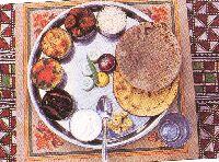 Food, Bikaner
