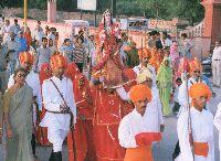 Gangaur Procession, Bikaner